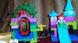 Подводный замок Ариэль Lego duplo